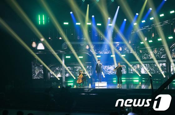 '쇼챔피언' 무관중 녹화 속 진행