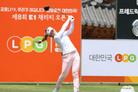 이소영, KLPGA 'E1 채리티 오픈' 2R 단독 선두 질주