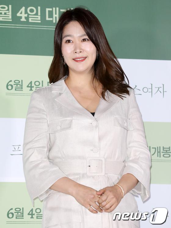 김지영 \'우아한 미소\'