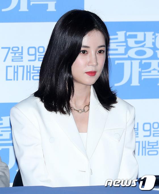 """[공식입장] 박 초롱 측 """"허위 정보로 계속 긁적 … 엄격한 대응"""""""