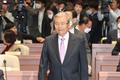 제2차 의원총회 참석하는 김종인 미래통합당 비대위원장
