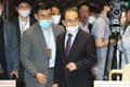의원총회 참석하는 태영호 의원