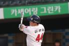 '김준태 만루포' 롯데, 선두 NC 잡고 6연승…LG 3연패 탈출(종합)