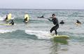 '서핑, 여름을 즐긴다'