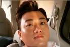 """[N샷] 김호중, 다이어트 성공…'훈남' 포스 풍기며 셀카 """"고맙소"""""""