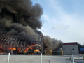원주 메밀가루 공장 화재