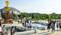김일성 주석 26주기…금수산태양궁전 광장에 모인 北 주민들