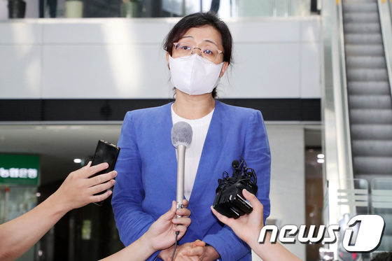 """'정치자금법 위반' 은수미 상고심 파기환송…""""원심 판결 위법"""""""