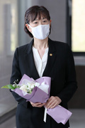 최윤희 차관 '무거운 마음으로..'