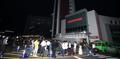 서울대병원에 모인 수많은 취재진들