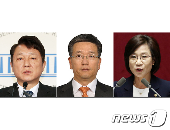 靑 비서실 수석 교체 \'정무 최재성·민정 김종호·시민사회 김제남\'
