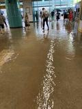 퇴근길 양주일대 덮친 폭우