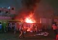 인천 부평구 음식점 화재 '720만원 피해'