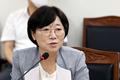 인사말하는 김지희 여성위 준비위원장