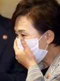 부동산시장 점검 관계장관회의 참석하는 김현미 장관