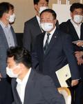 부동산시장 점검 관계장관회의 참석하는 홍남기