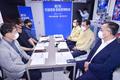 이용섭 광주시장, 문화콘텐츠 기업 ㈜스튜디오버튼 방문