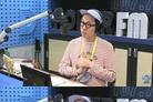 '철파엠' 김영철, 폭우 속 교통체증에 도로서 전화 생방송→스튜디오 도착(종합)