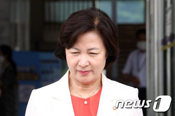 추미애 장관, 취임 후 두번째 검찰 정기인사 단행