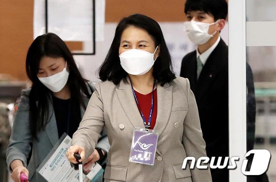 한국인 WTO 사무총장 나오나…유명희, 선거 1라운드 통과
