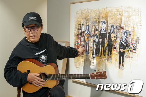 """조영남 """"윤여정 전처가 학원 근처에 … 허!"""""""
