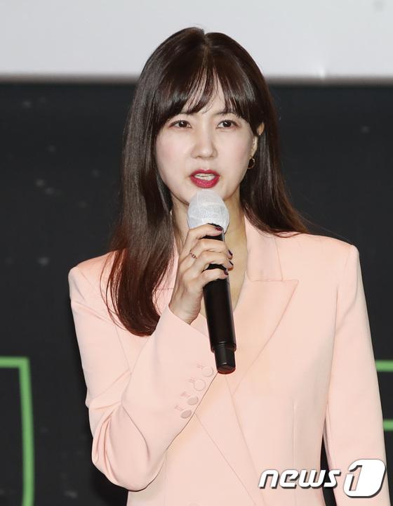 박소현 \'고스트나인\' 빛나는 MC