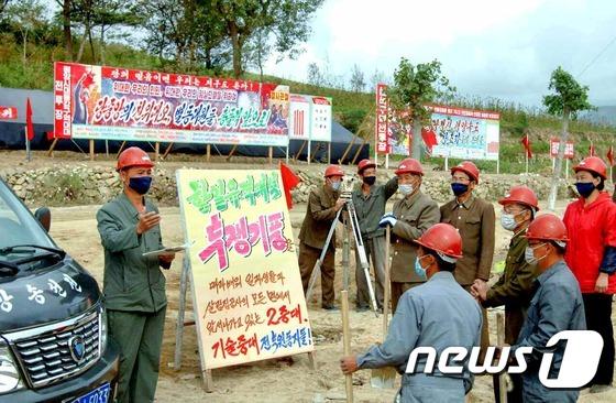 북한, 제1수도당원사단 화선식 선전·선동 사업 주목