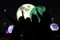 '가을밤 밝히는 인공달'
