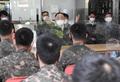 홍남기 부총리, 군 장병들과 소통
