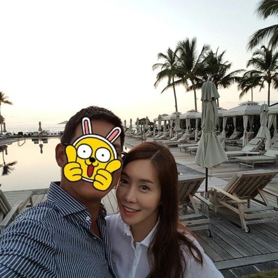 Kim Jung Eun Husband
