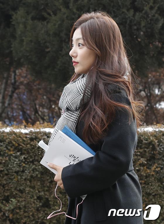 이채영 \'국민악녀\'의 눈부신 미모