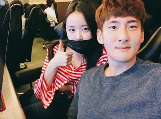 '물린 보살'에 놀란 이경규 … 딸 이예림, 축구 선수 김영찬, 하반기 결혼