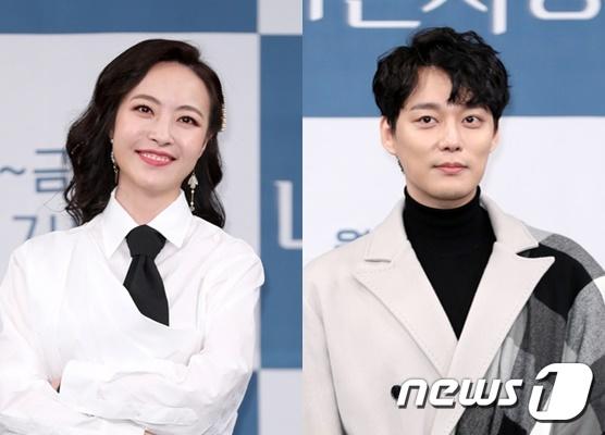"""'심은진과의 결혼'전승빈 … 전처 홍인영, """"만남 기간 중복"""" """"그냥 척"""""""