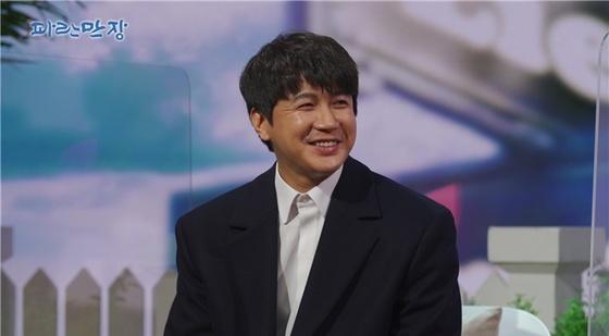 """[N컷] '푸른 만장'김승현 """"20 살에 미혼 … 공개 후 오래 공백"""""""