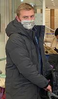SK 와이번스 새 외국인 선수 아트 르위키 인천공항 입국