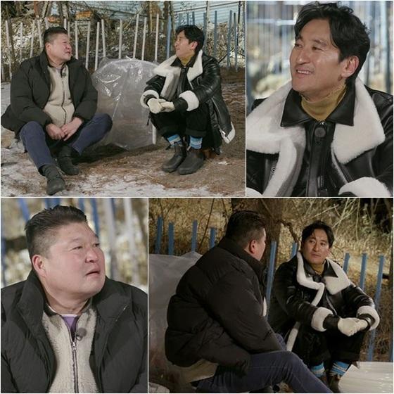 """신현준 """"6 살 맏아들, 오랜만에 일정대로 안아주고 잠시 울다"""""""