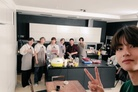 """[N샷] 방탄소년단, 백종원 만났다  """"백쌤과 함께"""""""