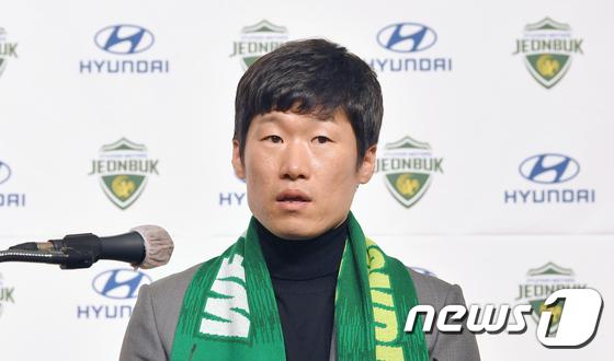 """K리그 입성한 박지성 """"한국 축구 발전 위해 돌아왔다"""""""