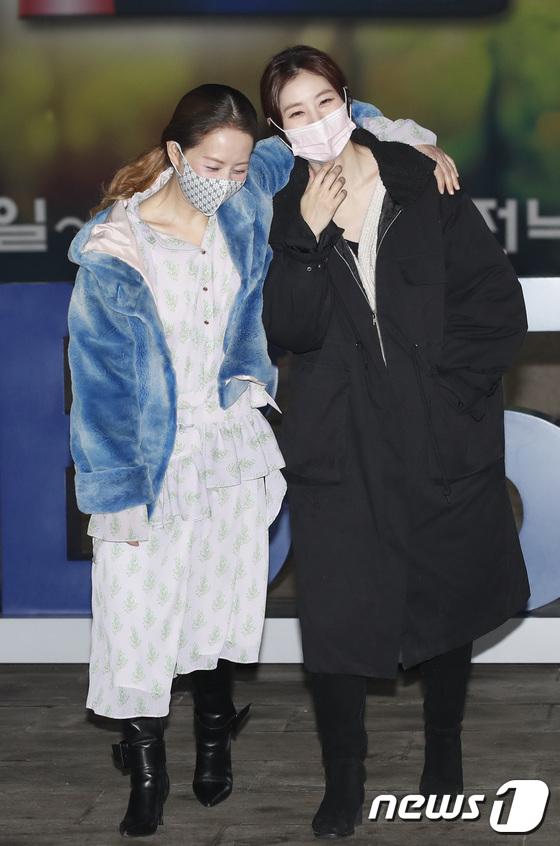 서정희-서동주 '친자매 같은 모녀'