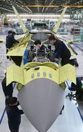 KF-X 1호기 '막바지 조립 작업에 박차'