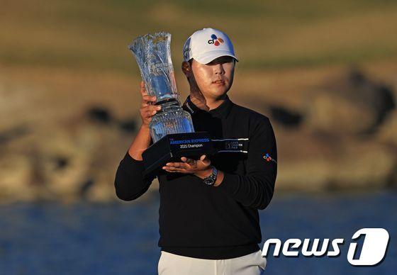 'PGA 통산 3 승'한국 선수 중 2 위 김시우 상금 1,300 만 달러 돌파