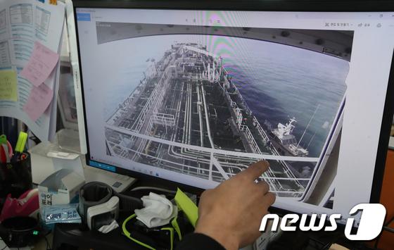 해양 수산부, 호르 무즈 해협을 항해하는 5 개 국적기함에 '국경 강화 및 안전 항해'유도
