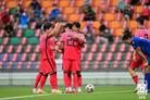 황선홍호, 데뷔전서 필리핀에 3-0 완승…이규혁 1골1도움