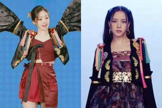 "JYP, 트 와이스 한복 블랙 핑크 닮은 논란 ""유사성 … 미안해""(일반)"