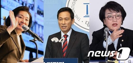 """김진애 """"박영선 언니? '박근혜 언니'를 연상시키는 … 거품이 완전히 꺼질지도 몰라"""""""