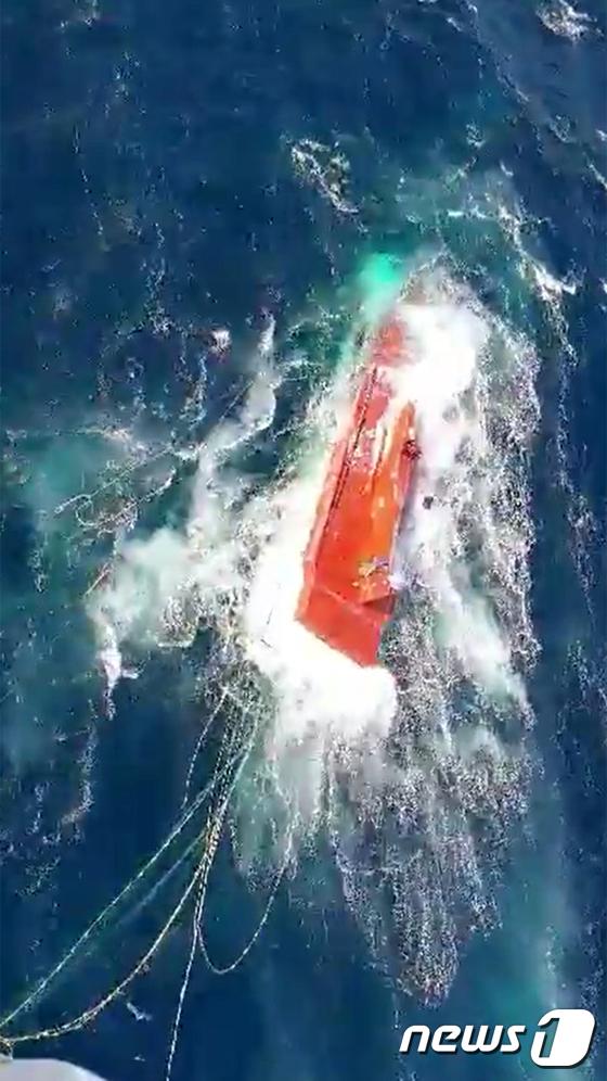 '아직도 붉은 게에 침몰 한 실종자 6 명'… 포항 시장, 연안 해군에 수색 협력 요청