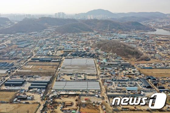 3기 신도시 추가 선정된 광명·시흥지구