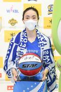 박혜진 'PO 1차전 MVP'