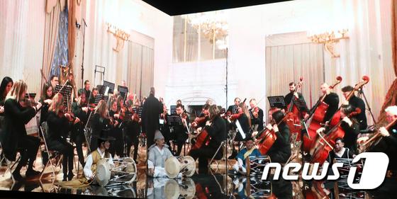 전주세계소리축제, 러시아 상트페테르부르크 심포니 오케스트라와 특별 협업