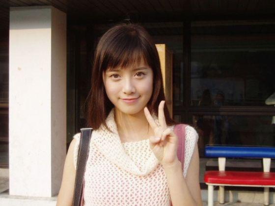 [N샷] 구혜선, 18 년 전 '얼짱'비주얼 공개 '싸이 월드 포토'